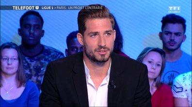 """[Exclu Téléfoot 07/05] - Trapp : """"La défaite face au Barça ? Il faut l'oublier"""""""