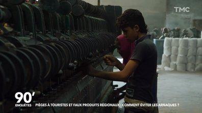 Travail des enfants, exploitation, misère et dangers : la face cachée des espadrilles si branchées
