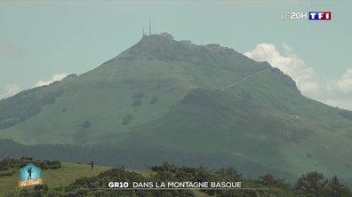 Traverser le pays basque à pied sur le GR10