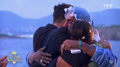 Le trio à nouveau réuni : Vivian demande pardon à Manue et Antonin