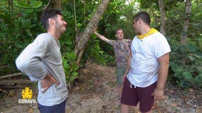 Théotime, André et Marvyn : trio de choc aux Fidji !