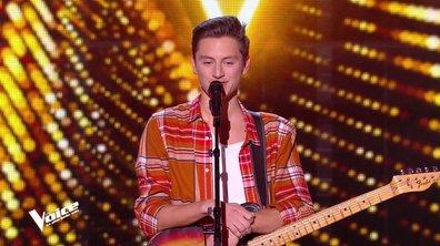 """The Voice 2020 - Tristan signe avec """"Monsieur Obispo"""""""