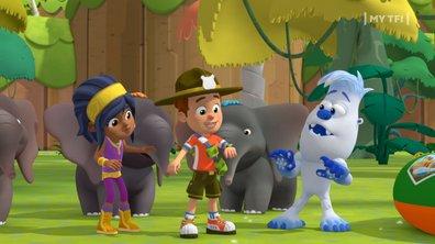 Ranger Rob - S01 E02 - Les trois bébés éléphants