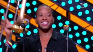 "Trombone Shorty - ""Here come the Girls"" sur la scène de Quotidien"