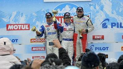 Trophée Andros : Alain Prost prend la tête à Val Thorens
