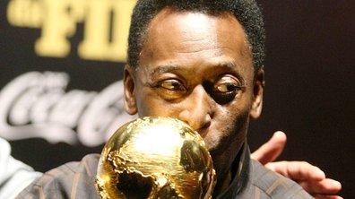 """Pelé retrouve """"son"""" trophée"""