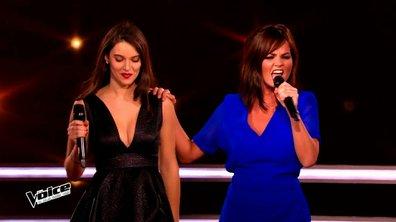 The Voice 4 - Les battles : Trudy remporte un duel sexy face à Gaëlle