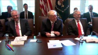 La Trump family est bien arrivée à la maison Blanche : tout va bien, ou presque !