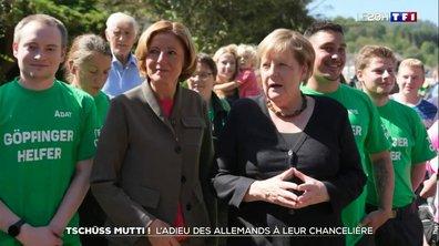 Tschüss Mutti ! l'adieu des Allemands à leur chancelière