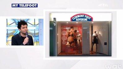 MyTELEFOOT : Tony Saint Laurent découpe... Clermont