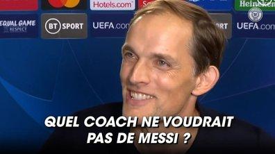VIDEO -  Où jouera Messi l'an prochain ?