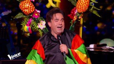 """The Voice All Stars – Frédéric Longbois chante """"Cho Ka Ka O"""" d'Annie Cordy"""