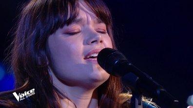 """The Voice All Stars – Louise Combier chante """"L'aigle noir"""" de Barbara"""