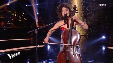 "Ana Carla : la cubaine réinvente ""Diamonds"" de Rihanna avec son violoncelle"