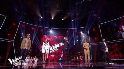 The Voice Kids 6 - Qui sont les demi-finalistes de Jenifer, Soprano, Patrick Fiori et Amel Bent ?