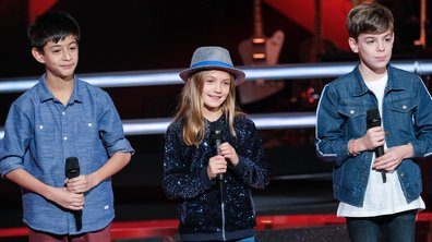 The Voice Kids 2020 - Battle - Arnaud vs Ilan vs Zoé chantent « Savoir aimer » de Florent Pagny (Team Soprano)