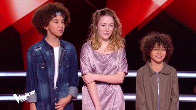 The Voice Kids 2020 – Lola vs Enzo vs Iliane chantent « Empire State of Mind » de Jay-Z ft. Alicia Keys (Team Soprano)