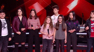 The Voice Kids 2020 - Musical Kids vs Samvel vs Julien chantent « Plus tard » de Bigflo et Oli (Team Patrick Fiori)