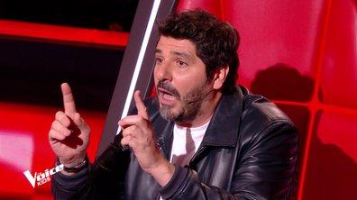 The Voice Kids 2020 - Battle 1 / 2 - Qui sont les candidats sélectionnés par Patrick Fiori ?