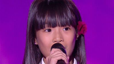 "The Voice Kids 2020 - Anna chante ""Bonjour Vietnam"" de Pham Quynh Anh"