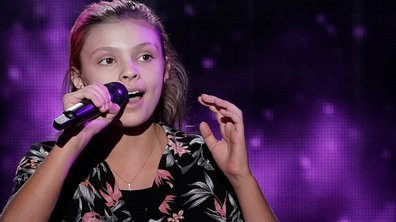 "The Voice Kids 2020 - Chloé chante ""Tout doucement"" de Bibi"