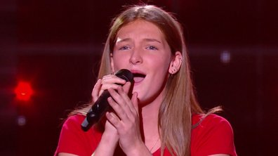 "The Voice Kids 2020 - Cloé chante de ""Something got a hold on me"" d'Etta James."