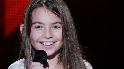 "The Voice Kids 2020 - Maya chante ""Shallow"" de Lady Gaga et Bradley Cooper"