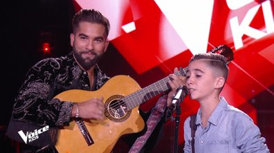 The Voice Kids 2020 - Tony réalise son rêve, un duo avec son idole Kendji Girac