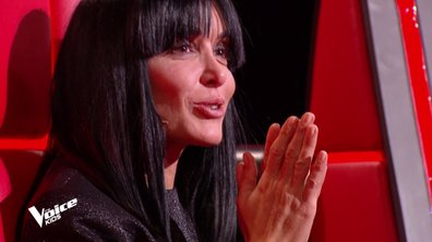 The Voice Kids 2020 - RARE ! Jenifer ne peut contenir son émotion