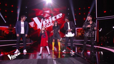 The Voice Kids - Lena fait danser les coachs