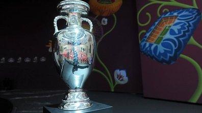 L'UEFA lance l'Euro 2020 en dévoilant le logo et les villes hôtes