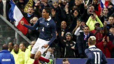 France 1 - 0 Brésil : le but de Varane