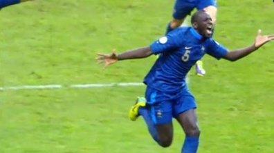 France 3 - 0 Ukraine : le deuxième but de Sakho