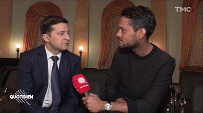 Un acteur futur président de l'Ukraine ? Rencontre avec Volodymyr Zelensky