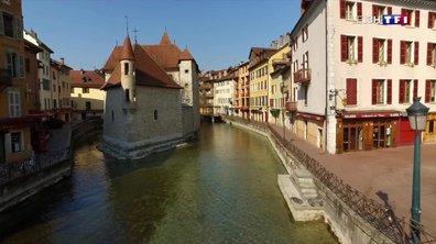 Un bol d'air à Annecy, la Venise des Alpes