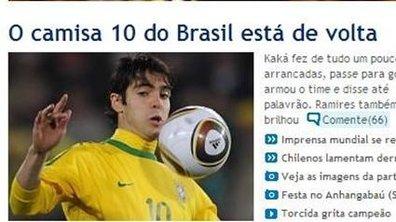 """Un Brésil """"efficace"""" salué"""