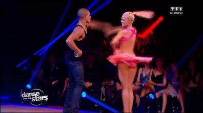 Danse avec les Stars 4 : Brahim Zaibat et Alizée continuent leur mano a mano