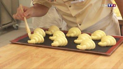 Un concours pour le titre du meilleur croissant au beurre de l'Hexagone