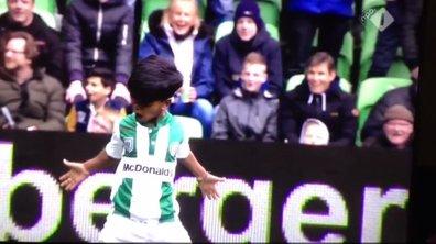 Vidéo insolite : Un enfant célèbre son but comme Cristiano Ronaldo