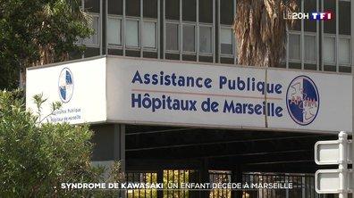 Un enfant mort de la maladie de Kawasaki à Marseille