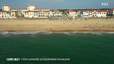 Un été sur la côte landaise, la Californie française