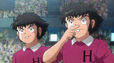 Captain Tsubasa - S01 E16 - Un Football acrobatique !