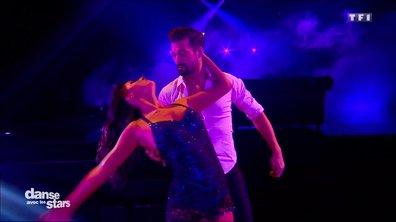 Un foxtrot pour la 2è danse de Florent Mothe et Candice Pascal sur Fifty Shades Of Grey