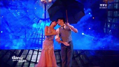 """Un Foxtrot pour Olivier Dion et Candice Pascal sur """"Singin' in The Rain"""" (Gene Kelly)"""