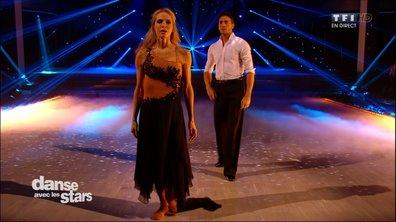 Danse avec les Stars 5 - LES NOTES : Tonya Kinzinger toujours plus magnifique, Elisa Tovati éliminée !