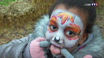 Un Halloween inoubliable à La Mer de Sable