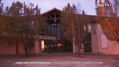 Un homme décapité devant un établissement scolaire  à Conflans-Sainte-Honorine