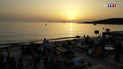 Coucher de soleil : un instant de rêve à Capo di Feno