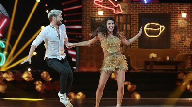 "Un jive pour Karine Ferri et Yann-Alrick Mortreuil sur « I'll Be There For You"" (The Rembrandts)"