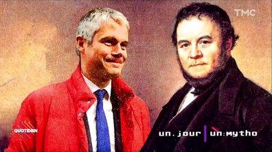 """""""Un jour, un mytho"""" : les amis imaginaires de Laurent Wauquiez (Eric et Quentin)"""